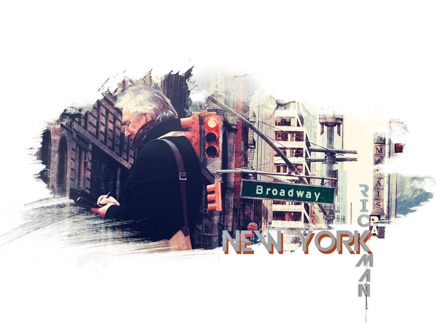 New York by Imai-san