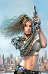 witchblade tpb cover top cow