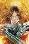witchblade tpb cover