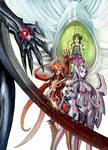 witchblade anime dvd cover