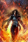 witchblade 118 cover