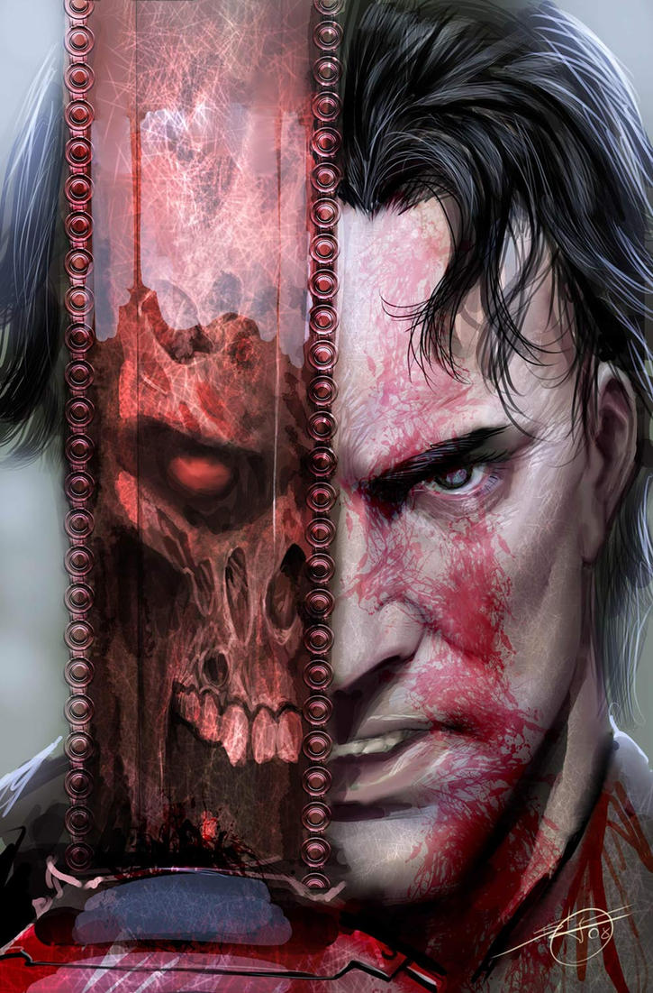 army of darkness cover by nebezial