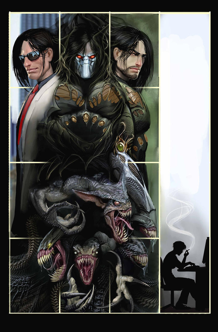 free comic book day top cow 5 by nebezial