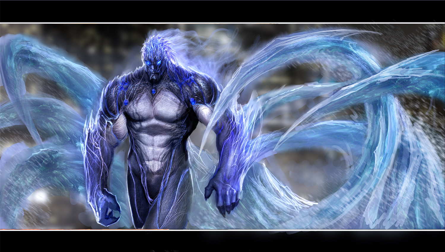 the ice giant cometh by nebezial on DeviantArt