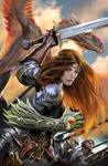 witchblade 138 cover