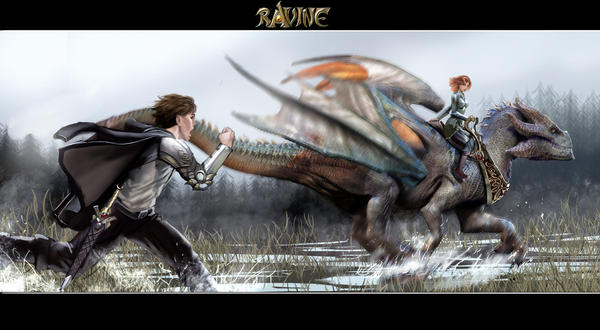 ravine- dont insult her dragon by nebezial