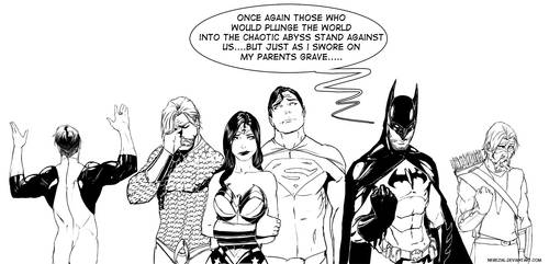 everybody hates batman