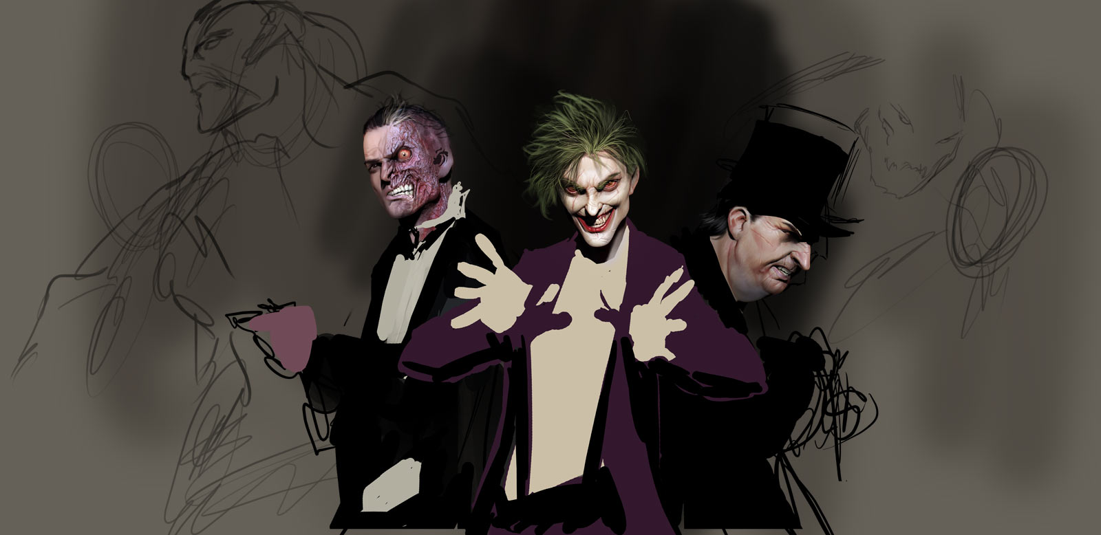evil league of evilous evil...step1 by nebezial
