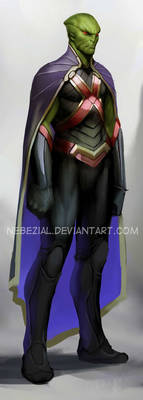 martian manhunter...i just love that name