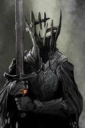 angmar.. or... testing some brushes by nebezial