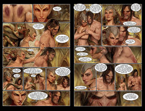 ravine issue 2 the supremely vilanous chat of evil