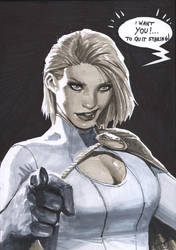 powergirl bust...um...hm.. poor wording there