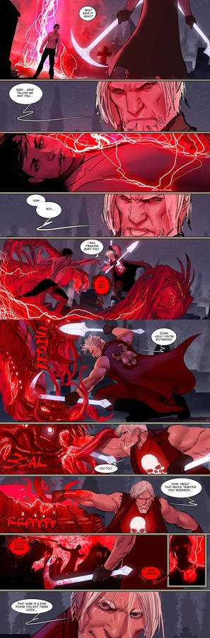 death vigil page 19 and 20