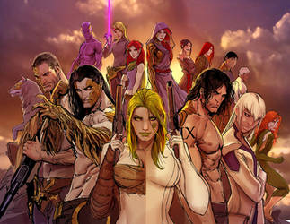 aphrodite9/cyberforce cover