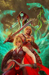he man and the masters of the universe cover