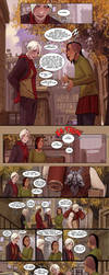 death vigil 3 pages 1 and 2 by nebezial
