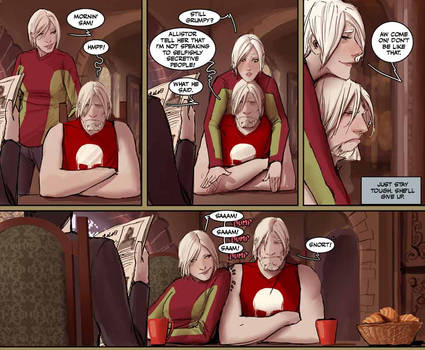 death vigil 5- calm before the apocalypse