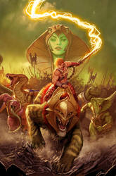 he-man and the masters of the universe cover