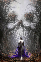 death vigil 8 cover- to all things there is an end