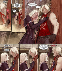 death vigil 6- that time sam almost died... by nebezial