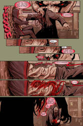 death vigil 6  clara might be having... problems