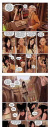 rat queens issue 9 first look by nebezial