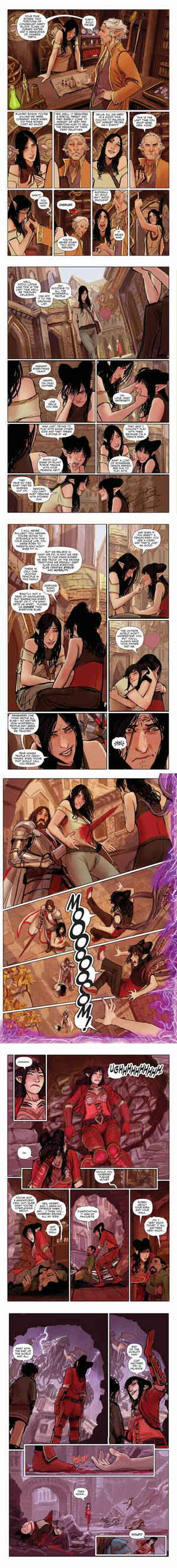 rat queens issue 9 first look