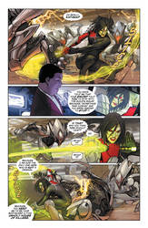 suicide squad page by nebezial