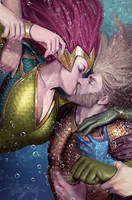 aquaman 33 cover
