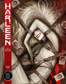 harleen issue 3 cover