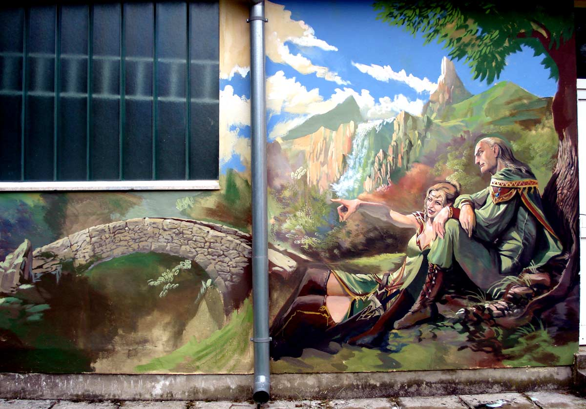 part 3 of the mural by nebezial