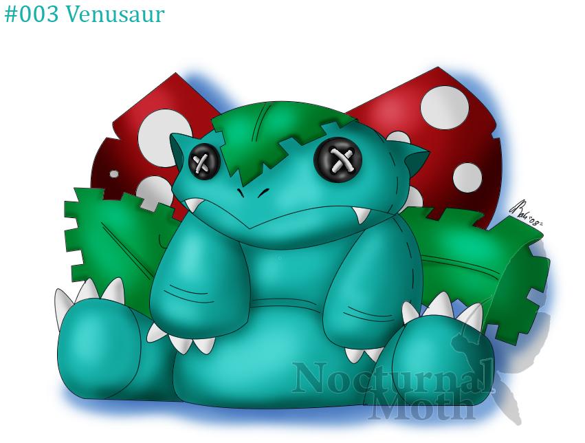 Venusaur shiny