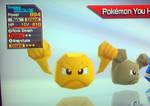 Pokemon Rumble - Shiny Geodude