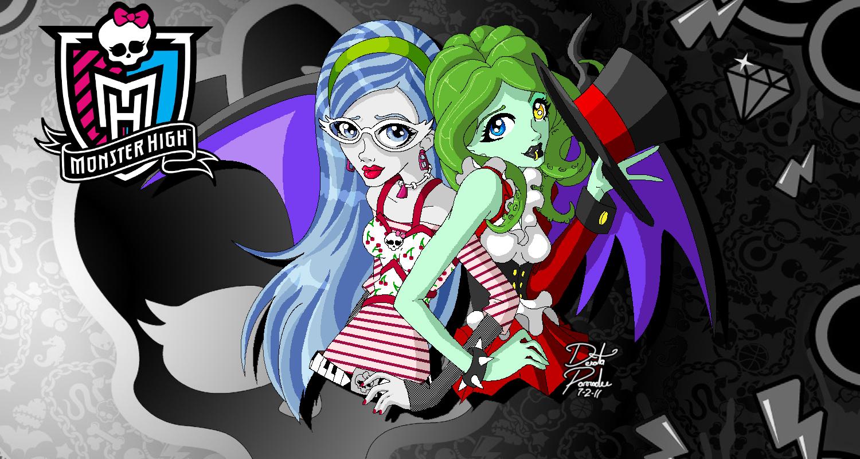 Monster high girls nackt anime ameteur girls