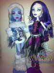 Monster High - Popular Ghouls