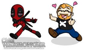 Jesse Cox and Fem Deadpool!