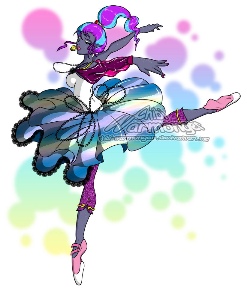 The Dancer in your Dreams by Chibi-Warmonger