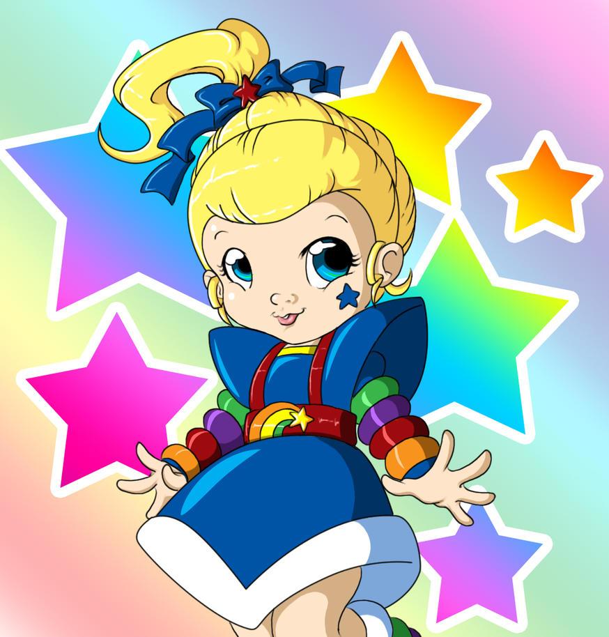Rainbow Brite by Chibi-Warmonger