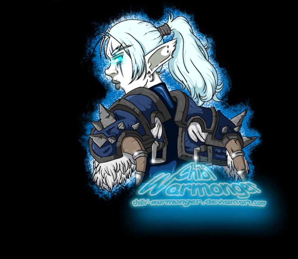 THE ICY DEATH - Shatere The Betrayer by Chibi-Warmonger