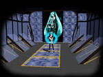 MMD accessory mirror stage