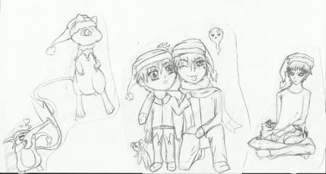 Someofthefavorites by PandaDragon1996