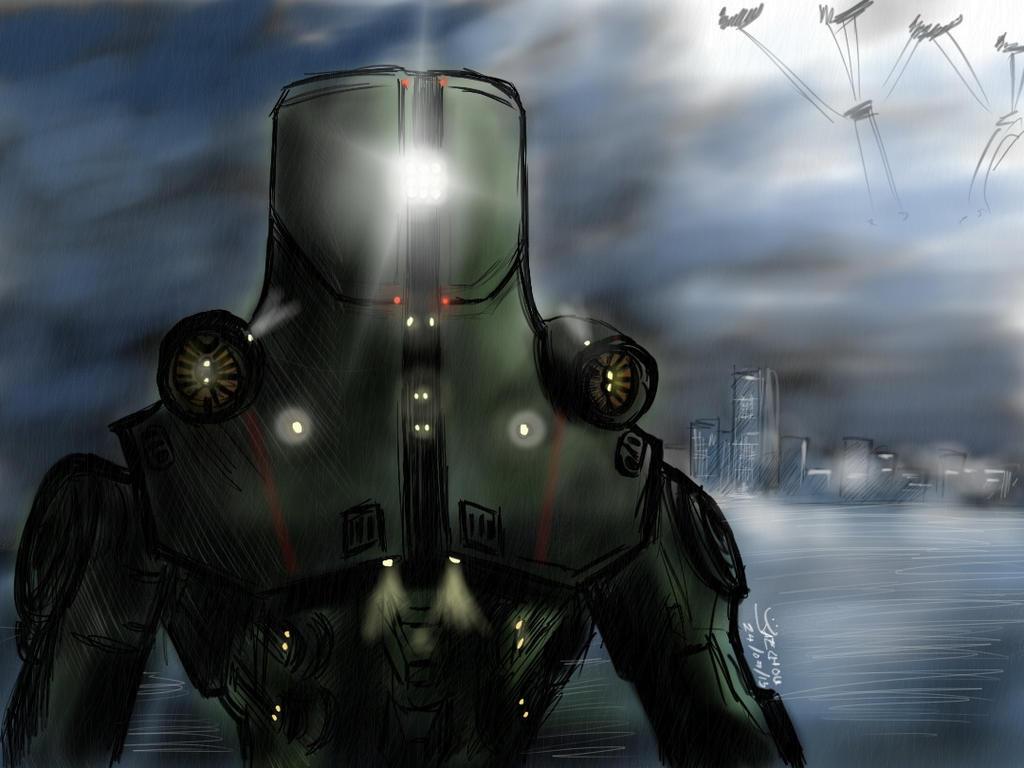 Cherno Alpha by Jaechou on DeviantArt Pacific Rim Cherno Alpha Destroyed