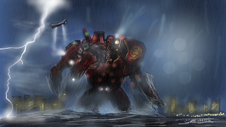 Crimson Typhoon by Jaechou on DeviantArt