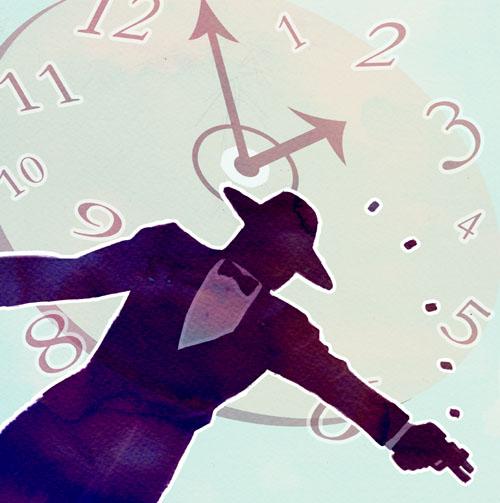 The Clock by sagedono
