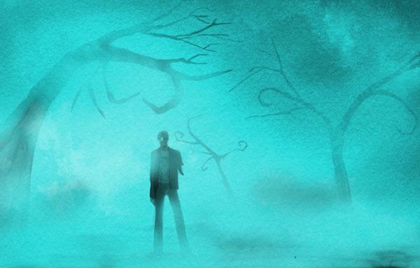 In Blueness by sagedono