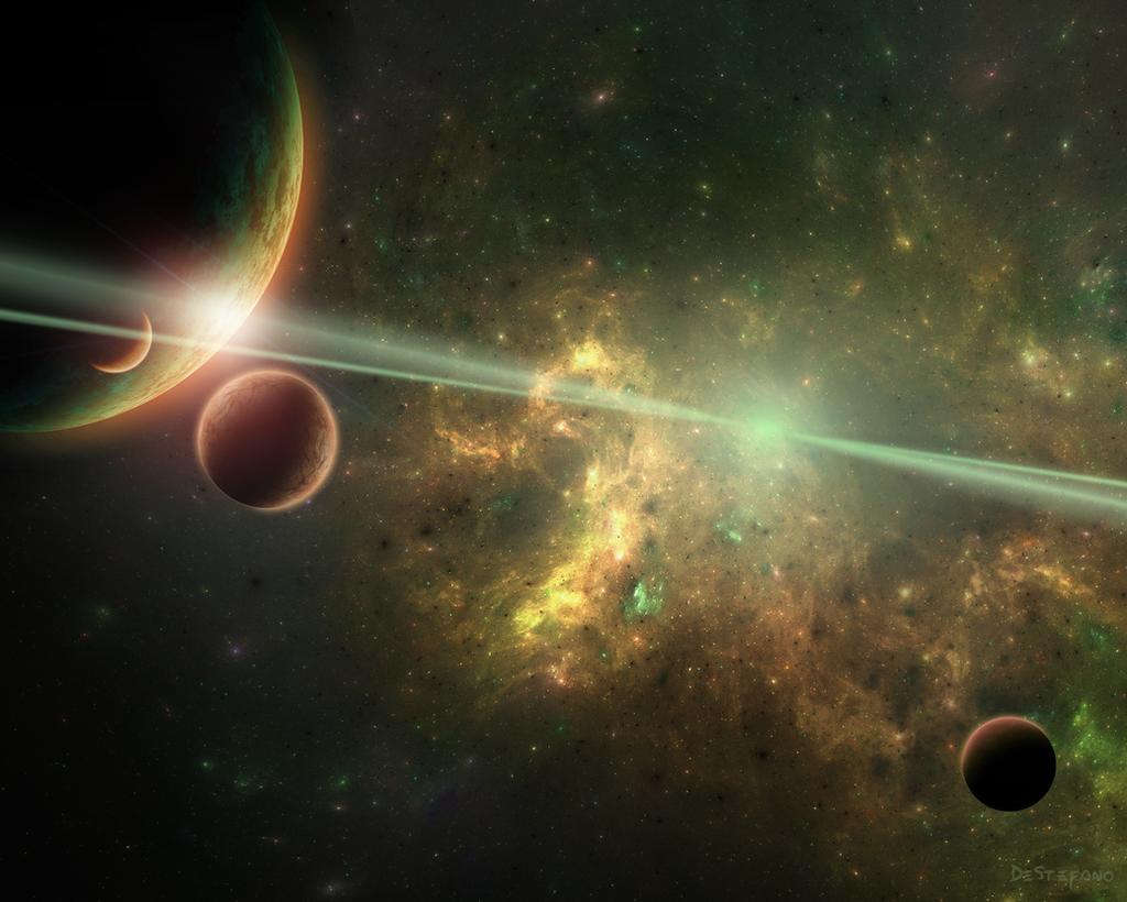 Exoplanets 2 by melissasoup on DeviantArt