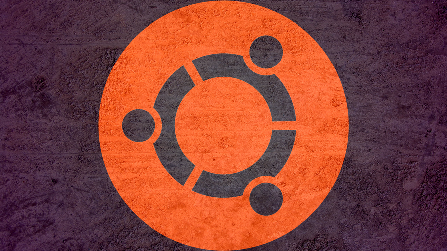 Ubuntu Concrete Circle by powerofpi