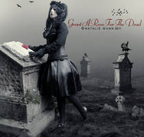 Grant A Rose For The Dead by NatsPearlCreation