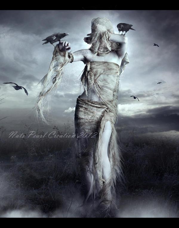 Dark Scarecrow by GrievousGBdeviantartcom on deviantART