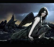 Black Winged Angel